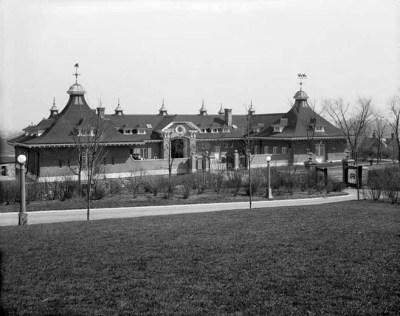 C.K.G. Billings horse stable