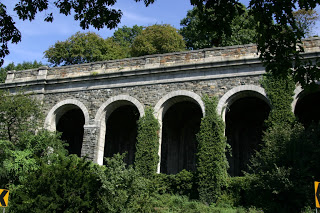 The arches at Fort Tryon Park