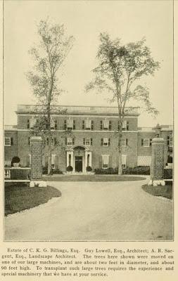 Farnsworth Billings Estate