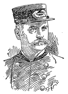 New York Police Inspector Alexander S. Williams