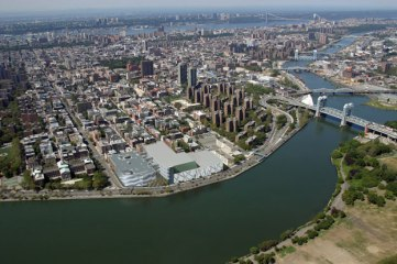 East River Plaza New York