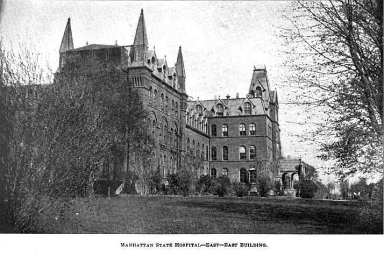 Manhattan State Hospital, Ward's Island