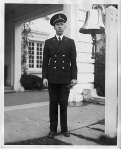 Merchant Marine Warren P Marks