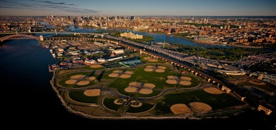Randall's Island athletic fields