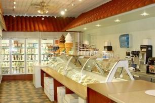 Klein's Real Kosher Ice Cream House.