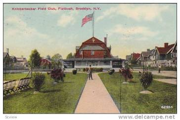 Knickerbocker Field Club Flatbush
