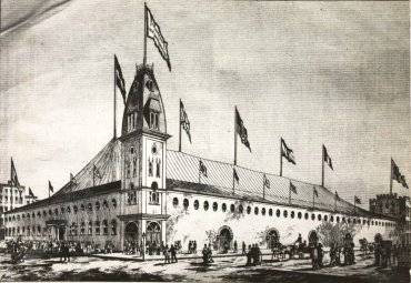 P.T. Barnum's Hippodrome