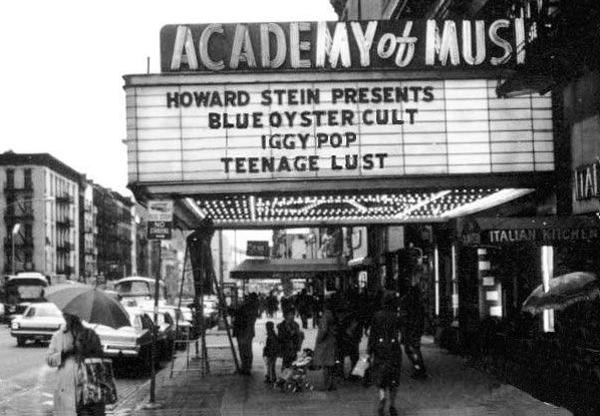 Academy of Music New York