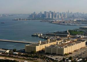 Brooklyn Army Terminal and Pier