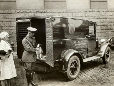 Bide-A-Wee Ambulance