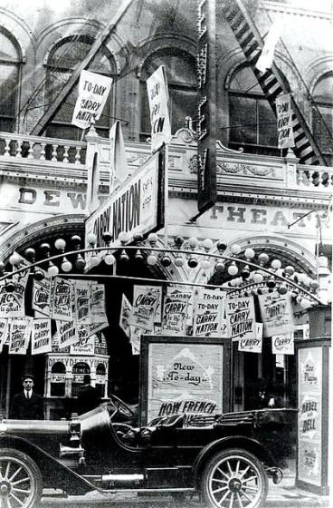 Dewey Theater 14th Street New York