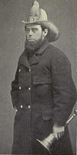 Elisha Kingsland, Chief Engineer, New York Fire Department