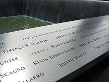 Rescue 1 9/11 Memorial
