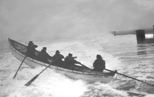 Rockaway Point Lifeboat