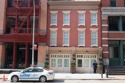 153 Franklin Street where Dominique Strauss-Kahn was under house arrest