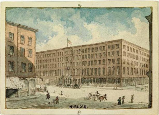 The Metropolitan Hotel Broadway