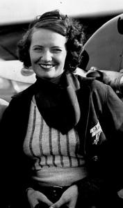 Annett Gipson pioneer pilot