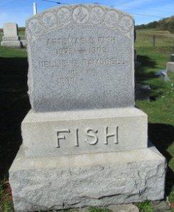 Artemas Fish Grave