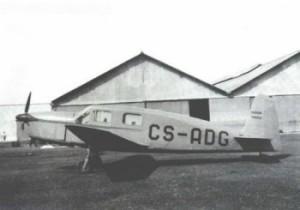 1930s Caudron C.630 Simoun