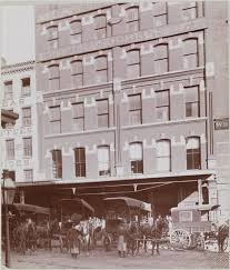 Wholesale Trade Grocers 1897, Clark, Chapin and Bushnell - 177 Duane St.