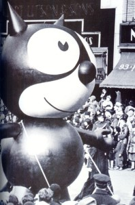 Felix the Cat Macy's Thanksgiving Day Parade 1927