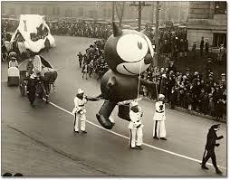 Felix the Cat balloon Macy's Parade