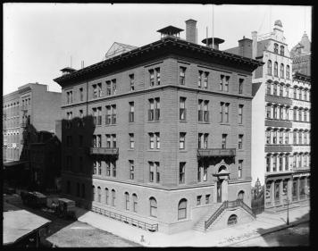No. 67–69 Hudson Street New York