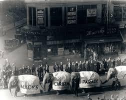 Macy's Christmas Parade, 1924
