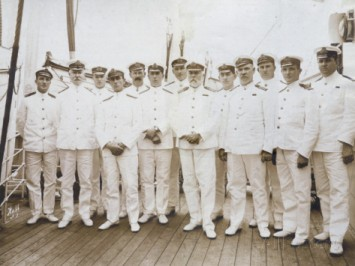 RMS Olympic crew, 1911
