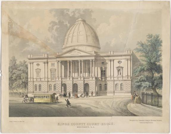 Kings County Court House