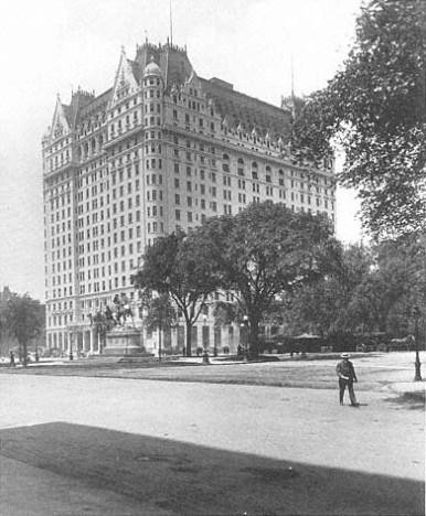 Plaza Hotel, New York