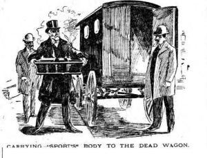 Sport Hopper burial 1895