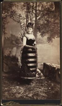 Mrs. William Seward Webb (neé Lila O. Vanderbilt)