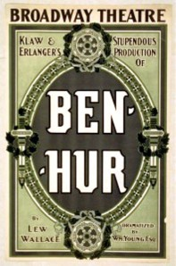 Ben-Hur at the Broadway Theatre