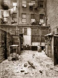 Thompson Street Tenement, 1800s
