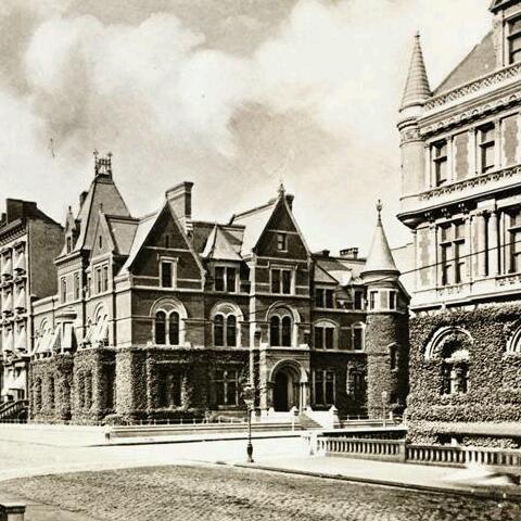 Stevens and Whitney mansion
