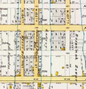 1891 George Bromley map
