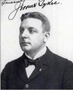 Jerome Sykes