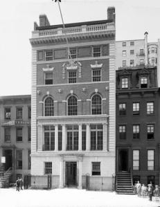 Lambs' Club, West 44th Street, 1905