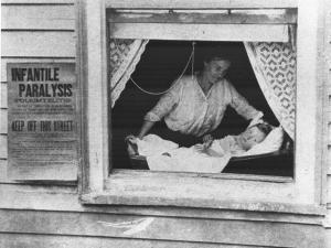 Polio in Brooklyn 1916