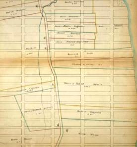 1868 farms of Washington Heights