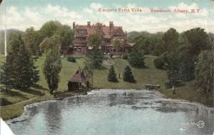 Fritz Villa, Albany, NY