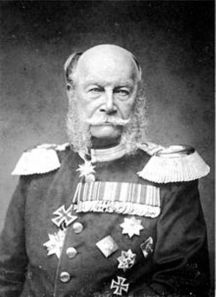 Kaiser William I, Emperor of Germany