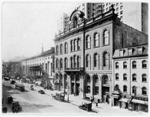 Tammany Hall, New York