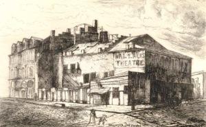 Old Wallacks Theatre, 844 Broadway