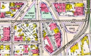 Port Morris Branch New York and Harlem Railroad
