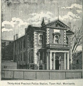 Morrisania Town Hall