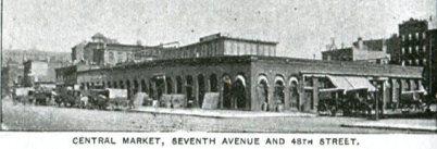 Central Market New York