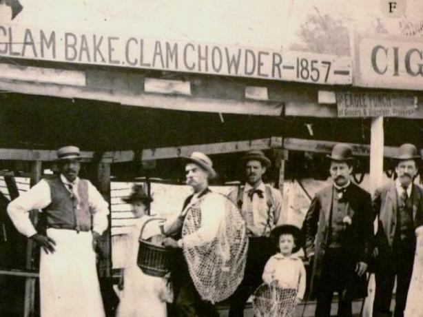 Cedar Jack's Last Stand Clam Bar