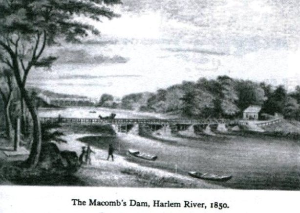 Macombs Dam, 1814